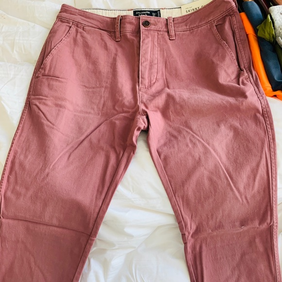 Abercrombie & Fitch Other - Abercrombie & Fitch Men's Chino 32 x 32